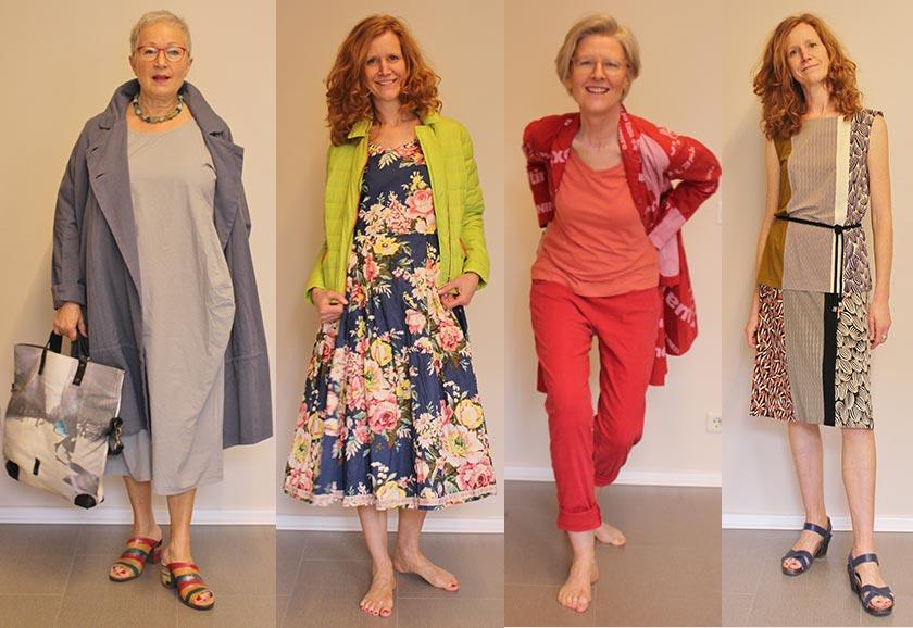 Natürliche Kleidung Frühjahr und Sommer 2016