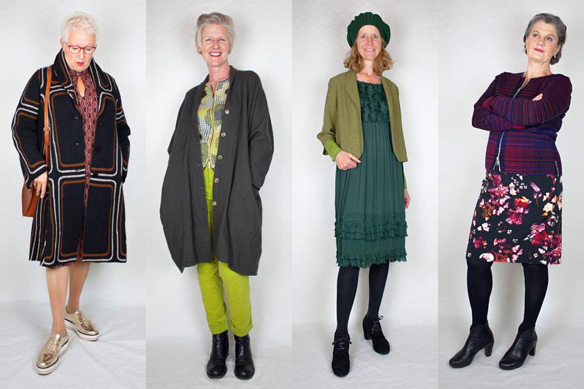 Natürliche Kleidung Herbst 2017
